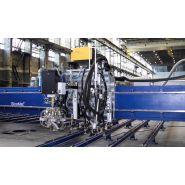 SicoMat® - Machines d'oxycoupage - Messer - Pour couper les zones jusqu'à 25 m ou plus large