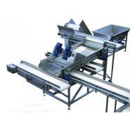 1364 - Calibreuse alimentaire - Tecnoceam - Production 1000-3000 kg/heure