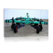BUT6 - Butteuse agricole - Jaulent Industrie - 6 disques châssis renforcé