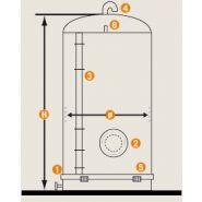 Cuve engrais liquide - C.I.T.P. europe - Volumes : de 30 à 60 m3