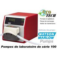 Pompe doseuse de laboratoire sÉrie 100 watson-marlow  114dv À fermeture rapide