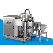 Batch formula pro3 - mélangeurs alimentaires - gea - 100 à 1000 litres