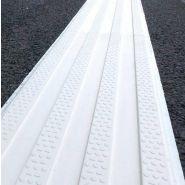 Bande de guidage en méthacrylate extérieur-a coller - direct signalétique - dimensions 170 x 1000 mm et 220 x 1000 mm