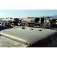 Réservoir souple de stockage et cuvette de rétention - Simtech - Capacités de 1.000 litres à 300.000 litres