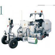 Kontur 700 ТПК - machine de marquage routier - stim - poids total de la machine 4050 kg