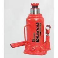 13015 - Cric bouteille hydraulique - Drakkar – Force de travail : 15T