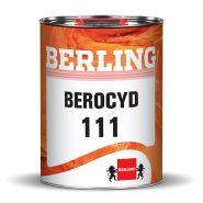 Berocyd 111 - peintures epoxy - berling sa - performance : 9 m2/lt - approprié pour les surfaces en béton
