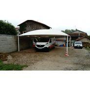 Ch+ - abri parking - carapax - 7.63m x 4.85m