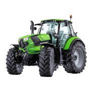 Série 6 (Stage V) & Série 6.4 Tracteur agricole - Deutz Fahr - moteur Deutz 6.1 Stage V