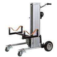 Élévateur de charge BD1/BD2 - Kemtech KSF - Hauteur de levage 303 à 398 cm - Capacité 180 kg