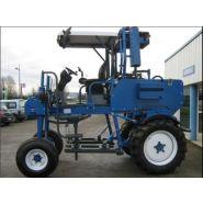 EF 70-75 - Tracteur enjambeur - Frema - à transmission hydrostatique 2 ou 4 roues