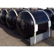 Lp1000av - citerne à gaz statiques verticaux aérien - lapesa - 1500 mm