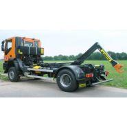 Ampliroll AL 12 - Bras hydraulique pour camion - Marrel - 12 T