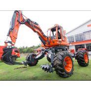 R145 Big Foot-Forester Pelle araignée
