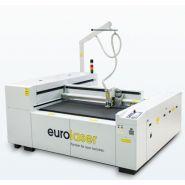 M-1600 - Marquages et découpes à laser - Eurolaser - Puissance laser :60 à 600 Watt
