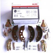 A141 - Frein pour remorque -  Pièces accessoires remorques - Largeur des mâchoires : 50 mm