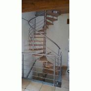 Escalier intérieur  - nci nouveau concept inox