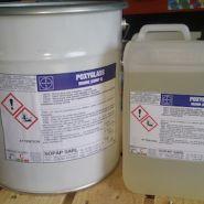 POXYGLASS - Résine époxy - Sopap - Consommation de 0,600 kg à 0,700 kg/m²