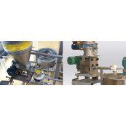D10 à D4- Émotteurs & dévouteurs - Palamatic Process - débit de 24 à 6 458 litres/h.