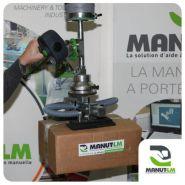 Manipulateur de charge légère pour palettisation de carton (light lift)
