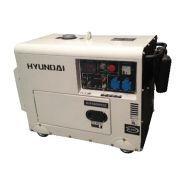 DHY6000SE Groupe électrogène - Hyundai - puissance maxi 5500 W
