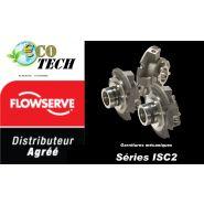 Garniture mécanique cartouche flowserve gamme isc2