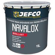 NAVALOX - Peinture microporeuse - JEFCO - Rendement 14 à 16 m²/L