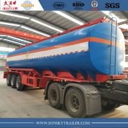 Remorques citerne - Xiamen Sunsky trailer Co.,Ltd - Capacité 42000 l