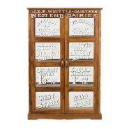 96001000514 - Meuble présentoir - Francisco Segarra - 88x43xh148cm