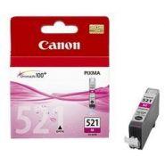 CARTOUCHE ENCRE CLI-521M - MAGENTA POUR CANON PIXMA IP3600, IP4600, POUR CANON PIXMA MP540, MP620, MP630, MP980