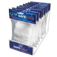 Magiline - Pré-filtres d'eau - SAFE Skim' - PLV métallique de 25 sachets