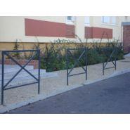 Bar 125 B - Barrière urbaine - Lascaux - Longueurs : 1000 mm / 1500 mm / 2000 mm
