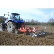 ARASOL - Décompacteur agricole - Razol - Modèle: AVS et AVR