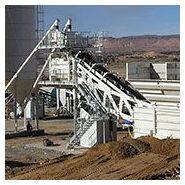 Eca 3000 centrale à béton - frumecar - 120 m³/h