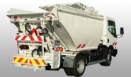 Bennes à déchets grands volumes ecopac mini & super