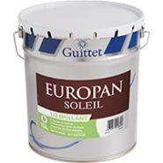 Europan Soleil 1/2 Brillant - Peinture microporeuse - PPG AC-FRANCE - Conditionnement 1 litre