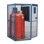 137112w - armoire pour bouteilles de gaz gf - denios - porte à 1 battant