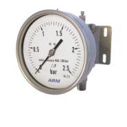 MDM - Manomètres différentiels - ARM Technologies - Boîtiers : Ø 100