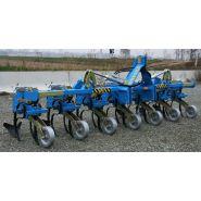 SMP 4/6/8 Bineuses agricoles plegables hydrauliques - Fontana s.r.l. - Poids 850-1660 kg