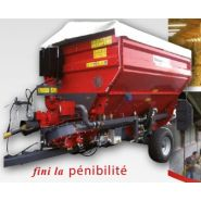Meca-pulse Pailleuse agricole - Dussau Distribution