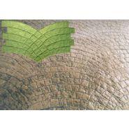 Paris ii dim 121 x 62 cm moule à beton - harmony beton