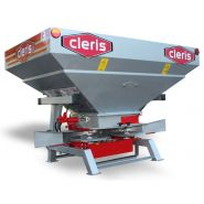 ADS - 1200 Distributeur d'engrais - Cleris - Charge utile 1440 kg