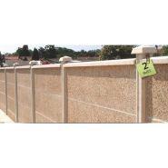 Plgr2f - clôtures en béton - dbv - poids 80 kg