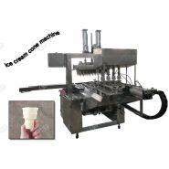 Machine automatique de cornet de crème glacée - Henan Gelgoog - Capacité 2500-3000pcs/h
