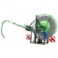 Nettoyeur de drain agricole - sieger - longueur avec arbre rabattu 2.40 m