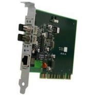 CONVERTISSEUR FAST ETHERNET DE MéDIA FORMAT PCI - TRANSITION NETWORKS