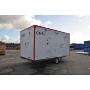 UMD 5SAS - 1600/1800 KG - D516 - CONFORME ED6244 - AMIANTE & PLOMB