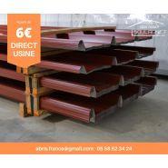 Bac acier toiture et bardage - direct usine