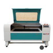 Machine de coupe au laser à dioxyde de carbone - Suntop -  Vitesse de déplacement max 1500mm/s