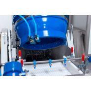 TE 60 N R - Tribofinition - Avatec - machine de finition à force centrifuge